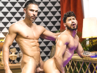 D.O. & Pietro Duarte in Telenovela Part 1 - MenNetwork
