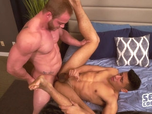 Brock & Joe: Bareback - SeanCody