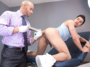 Hard Medicine XXX Video: Sean Zevran & Armond Rizzo - FalconStudios