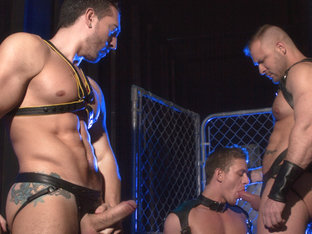 The URGE - Huntin' for Ass XXX Video: Alexander Gustavo & Austin Wolf - FalconStudios