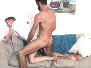 Man gay sex boy video first time Being a dad can be hard.