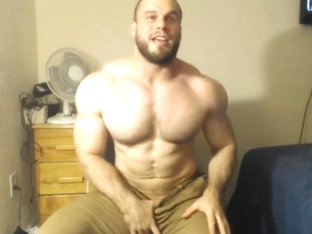 Big Pecs + Big Ass + Beefy Muscle = Stud