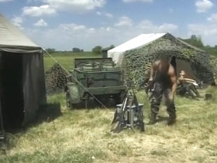 Astonishing xxx video homo Military great pretty one