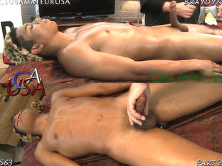 CAUSA 563 Braydyn Santa Cums Early Part 2