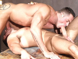 Members Exclusive XXX Video: Erik Rhodes, Marc Dylan