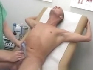 Gay porn medical milking machine I dropped my swim briefs and hopping