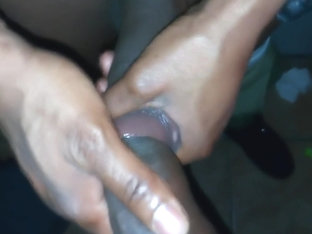 Big Black Uncut Dick Sucking & Docking