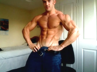 Adam Charlton - November 2011 - Muscle Flex