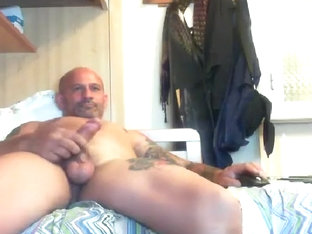 Exotic amateur gay clip with Masturbation, Solo Male scenes