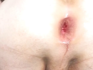 What a wide open asshole! Dozens of massive anal gapes!