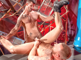 Derek Parker & Adam Killian in Cock Craze, Scene #02