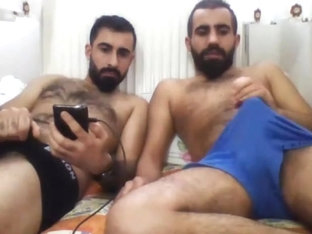Turkish friends on cam