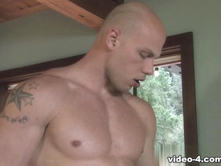 Buck Naked XXX Video: Marcus Ruhl, Angelo