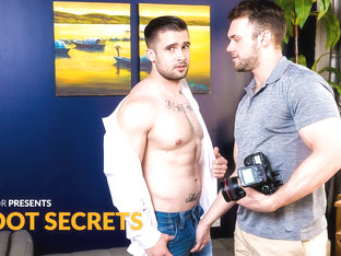 Mathias & Blaze Austin in Shoot Secrets - NextdoorStudios
