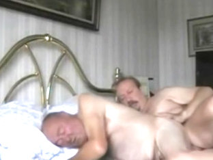 DADDY AND GRANDPA FUCK