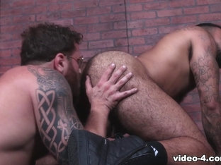 Rikk York & Riley Mitchel in The Furry Ass - PrideStudios