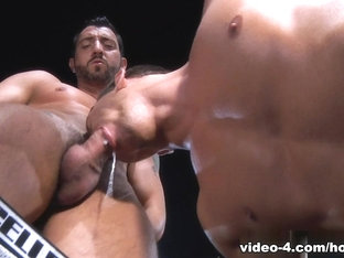 Jimmy Durano & Alexander Gustavo in Cruising For Ass Video