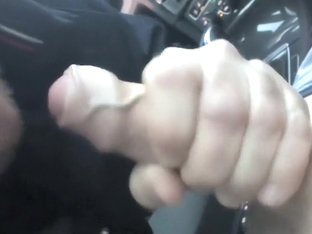 Norwegianbear: Tasting a young straight mans cum in my car