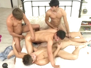 Bel Ami Online: Boy With The Tiger Tattoo - Scene 2