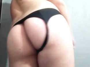 Little sissy boy loves to wear panties and to make you cum