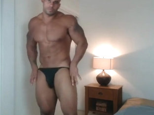 Samson Williams in hot strip tease! Hot, hot and hot!