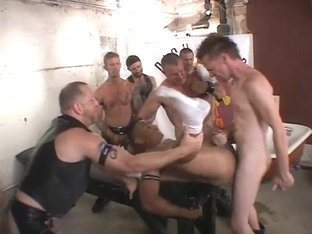Amazing amateur gay video with Fisting, Fetish scenes