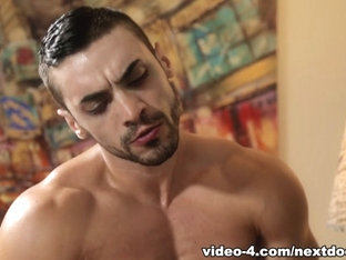Dylan Knight & Arad & Hunter Stone in Haunted by my Ex XXX Video - NextdoorWorld
