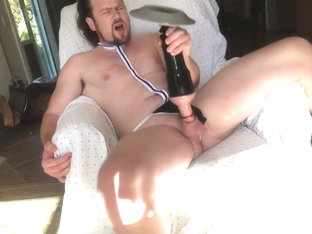 Fleshlight Fuck in the Family Room