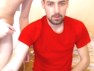 Barebacking Romanian Men On Cam