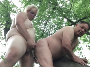 Cooper - Outdoor Sucking & Fucking & Cum