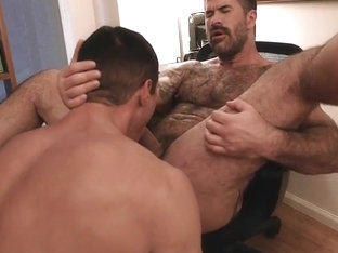 Amazing xxx video homosexual Bears craziest watch show