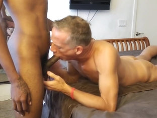 Tall skinny hung tattooed thugstud gives me morning breeding