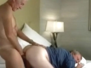GRANDPA SUCKING CHUBBY manDY