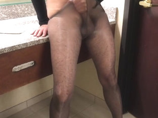 Hotel Pantyhose Fun