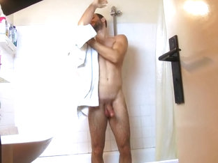 My Best friends made a gay porn, hard in a shower together !