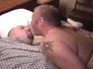 Guy Taking Care Of His Gay Boyfriend Slut