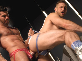 Paul Wagner & Billy Santoro in Stunners Video