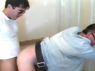 Cop And Crook Suck And Fuck In Cell