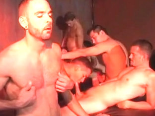 Glory Hole Gang Bang Scene 4