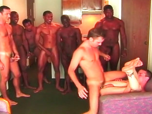 White Dudes Take On Hung Black Guys