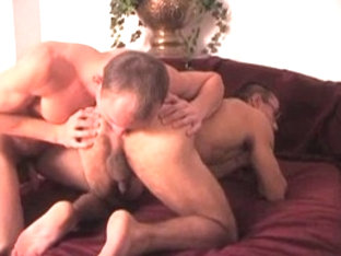 Best male pornstar in horny rimming, masturbation homosexual adult clip