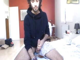 Hairy French on cam part 1