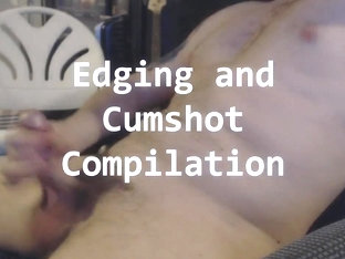 Edge Compilation with some handless cumshots!