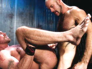 Jake Deckard & Aaron Action in The 4th Floor, Scene #02